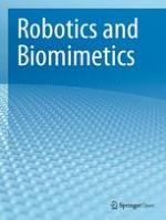 Robotics and Biomimetics 1/2018