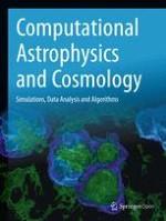 Computational Astrophysics and Cosmology 1/2018