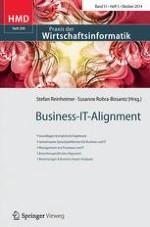 HMD Praxis der Wirtschaftsinformatik 5/2014