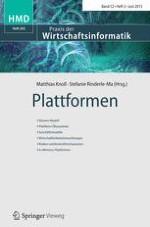 HMD Praxis der Wirtschaftsinformatik 3/2015