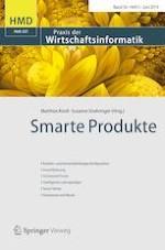 HMD Praxis der Wirtschaftsinformatik 3/2019