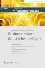 HMD Praxis der Wirtschaftsinformatik 1/2020