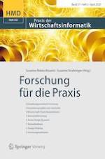 HMD Praxis der Wirtschaftsinformatik 2/2020