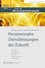 HMD Praxis der Wirtschaftsinformatik 4/2020