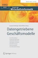 HMD Praxis der Wirtschaftsinformatik 3/2021