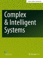 Complex & Intelligent Systems 4/2018
