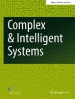 Complex & Intelligent Systems 2/2019