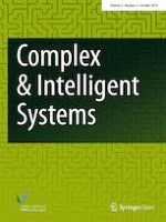 Complex & Intelligent Systems 3/2019