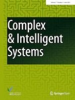 Complex & Intelligent Systems 3/2021