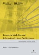Enterprise Modelling and Information Systems Architectures 2/2013