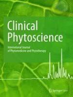 Clinical Phytoscience 1/2021