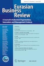 Eurasian Business Review 2/2020