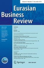 Eurasian Business Review 3/2016