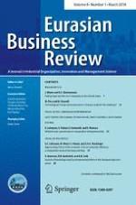 Eurasian Business Review 1/2018
