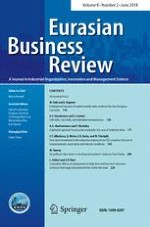 Eurasian Business Review 2/2018