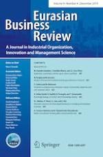 Eurasian Business Review 4/2019