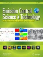 Emission Control Science and Technology 2/2017