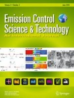 Emission Control Science and Technology 2/2018