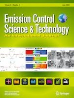 Emission Control Science and Technology 2/2020