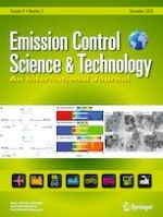 Emission Control Science and Technology 4/2020