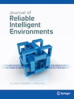 Journal of Reliable Intelligent Environments 1/2019
