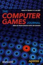 The Computer Games Journal 1-4/2021