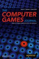 The Computer Games Journal 1/2018