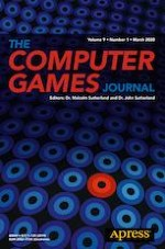 The Computer Games Journal 1/2020