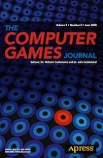 The Computer Games Journal 2/2020