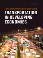 Transportation in Developing Economies 2/2018