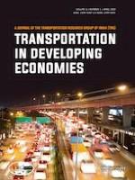 Transportation in Developing Economies 1/2020