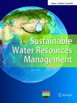 Sustainable Water Resources Management 2/2015