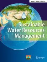Sustainable Water Resources Management 1/2018