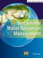 Sustainable Water Resources Management 3/2018