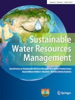 Sustainable Water Resources Management 1/2019
