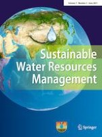 Sustainable Water Resources Management 3/2021