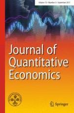 Journal of Quantitative Economics 3/2017