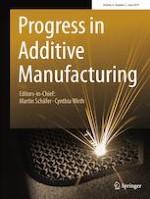 Progress in Additive Manufacturing 2/2019
