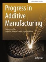 Progress in Additive Manufacturing 2/2020