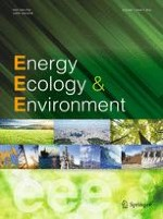 Energy, Ecology and Environment 4/2016