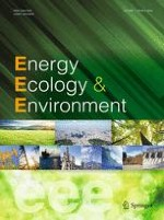 Energy, Ecology and Environment 6/2016