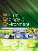 Energy, Ecology and Environment 1/2017