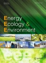 Energy, Ecology and Environment 3/2017