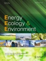 Energy, Ecology and Environment 1/2018