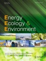 Energy, Ecology and Environment 2/2018