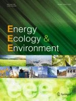Energy, Ecology and Environment 3/2018