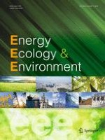 Energy, Ecology and Environment 4/2018