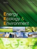 Energy, Ecology and Environment 5/2018
