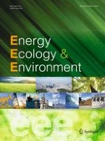 Energy, Ecology and Environment 6/2018
