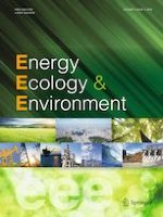 Energy, Ecology and Environment 1/2020
